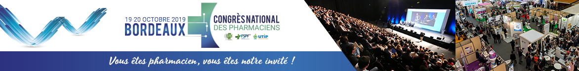 Congrès national des pharmaciens 2019